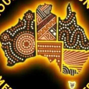 Aboriginal tattoo of Australia