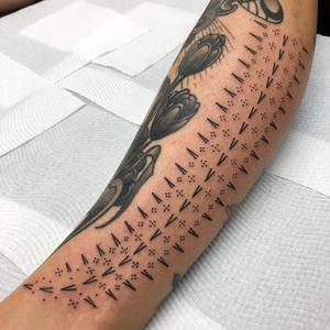 Tattoo from Manawa Tapu