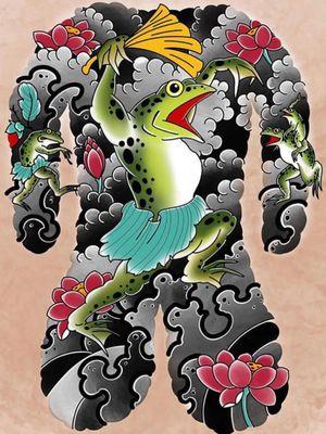 #japanese #neojapanese #traditional #traditionaljapanese #irezumi #sleeve #backpiece #color #blackandgrey
