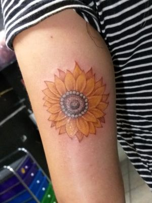 #sunflowertattoo