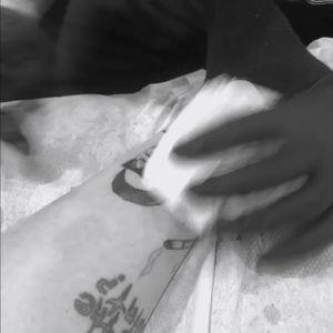 #machinefree #handpoke #yque