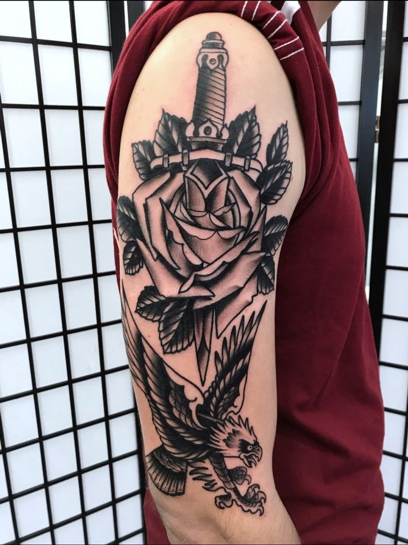 Tattoo from Alexander Candela