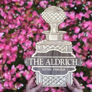 The Aldrich Tattoo Parlour in Minneapolis, Minnesota #EmilieRobinson #TheAldrichTattooParlour #Minneapolis #femaletattooartist #femaletattooist #femaleartist #womensempowerment #safespace #tattoostudio #tattooshop
