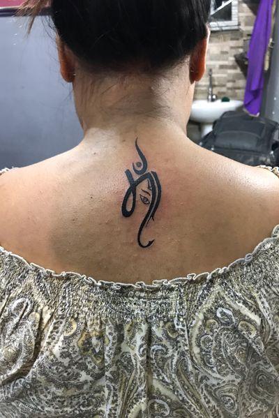 #ganeshtattoos #tattoos #ganesh #tattooideas #ideas #ink #smalltattoos #godtattoos #peace