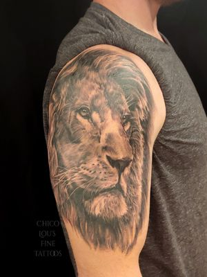 Tattoo by Chico Lou's Fine Tattoos