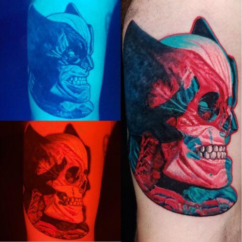 3d x-ray tattoo