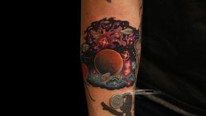 Nightsky #nightsky #nebulas #outerspace #stars #color
