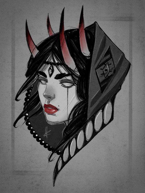 Free sketch #art #neotraditional #sketch #poland #poznan#poznantattoo#tattoopoznan #tattoopoland #polandtattoo