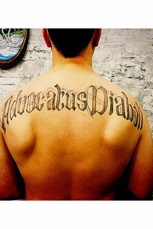 #Latin #lettering #oldenglish #upperback