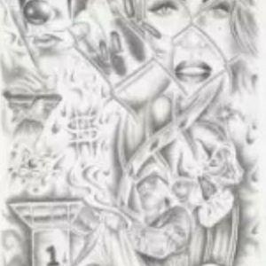 My graphite wprk