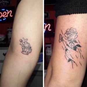 #cwbtattoo #tattoodelicada #tracosfinos #minature #tattoominimalism