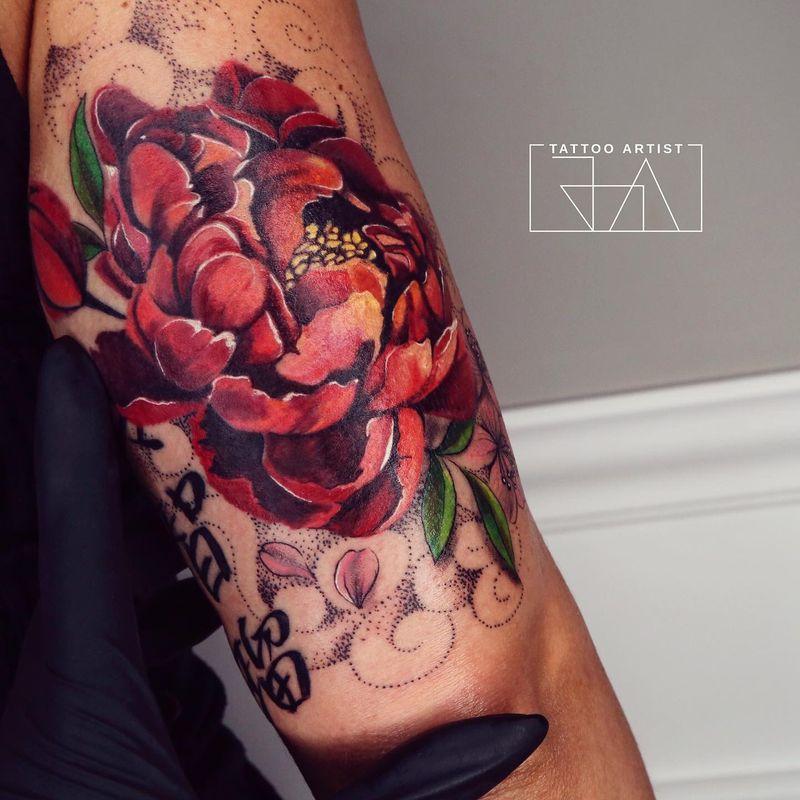 Tattoo from Joaantountattoos