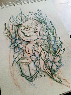 #braink #tattoo #tattoostudio #tattooed #tattoolife #sketch #sketchbook #sketchfortattoo #neotraditionaltattoo #neotraditional #neotraditionalart #neotraditaly #owltattoos #owl #fullcolorstattoo #instaart #instalike #inkedmag #tattooideas #tattooidea #followtattooartist #Tattoodo #tattooartistmagazine #tattoo2me