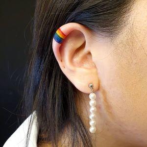 rainbow tattoo