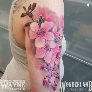 Tattoo by wonderland studios
