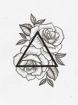 🐍 #flower #flowertattoo #peace