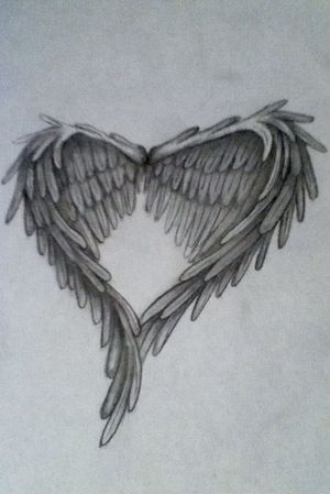 #angelwings #angelwingssketch #angelwingstattoo #backtattoo