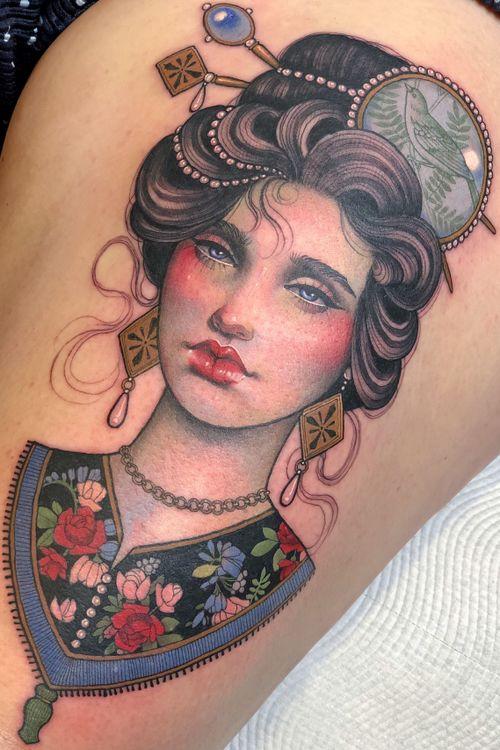 Tattoo by Hannah Flowers #HannahFlowers