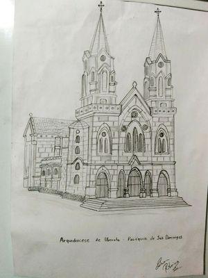 Igreja de São Domingos.