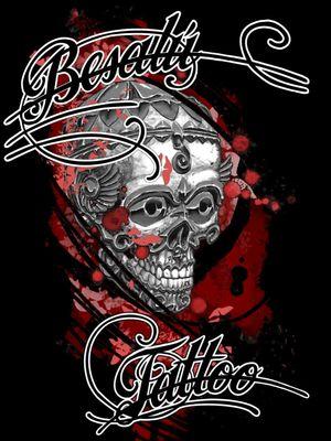 Skull T-shirt StefK Design