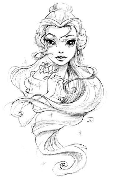Beautiful Belle artwork🌹💛🥀 #beautyandthebeast #beautyandthebeasttattoo #belle #bellesketch #belletattoo #sketch #disneytattoo #disneyprincess #disneyprincesstattoo #beautifultattoo #disney #bellewithrosetattoo #bellerose