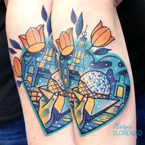 Tattoo from Katya Slonenko