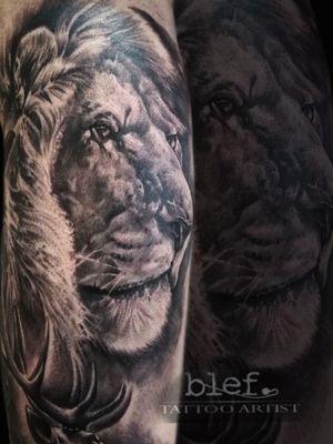 Lion done back in Bangkok, Thailand #lion #liontattoo #animaltattoo #realistic #realistictattoo #tattoodo #bngink #superbtattoos #besttatoos #blackandgreytattoo #ink #inkedup #inked #tattoocommunity #bngsociety #tattooartist #bangkok #bangkokink #bangkoktattoo #thailand