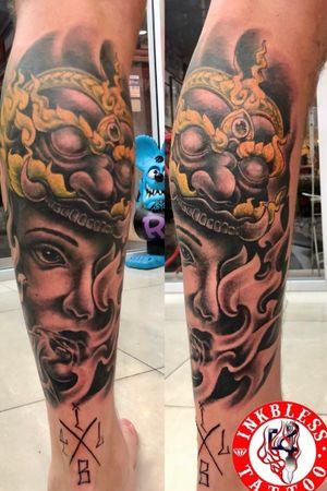 Thai style for homie #reallife #reallove #inkbless #inkblesstattoo #IB4L #DAWGS #tattoo #tattoos #tattoolife #asianink #brotherhood #inkblessride #ibfamily #pattayaink #pattaya #thaiLAnd