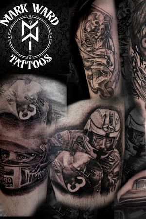 Tattoo artist living and breathing art in Ireland, inspiration from nature, and photography. Always intersted in big new challenges.