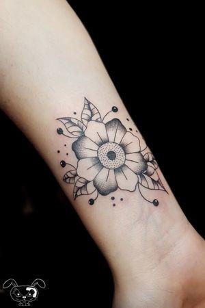 Custom flower design