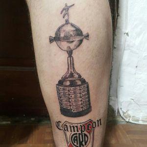 Copa Libertadores #black #blackansgrey #realism #realistic #Argentina