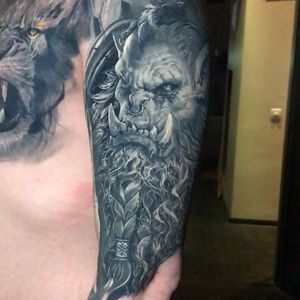 #tattoodo #inked #inkedmag #ink #inks #tattoos #tattoo #tattooideas #inkartist #realism #realisticworks #colourtattoo #colourwork
