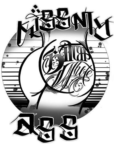 Kiss my bitch white ass design. #tattoos #ink #inked #tattooed #tattooartist #tattooart #tattoolife #inkedup #girlswithtattoos #superman #bodyart #instatattoo #tattooist #letters #tattooing #blackwork #tatted #hustlegang #script #tatts #scriptkilla #tats #tattooer #eminem #inklife #tattooflash #tattoodesign #lyrics #inkedmag #lettering