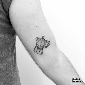 For the Coffee lover @adrianfosela ! Thanks so much! This week I am @skinsandneedlestattoo Middlesbrough! #dotworktattoo . . . . #tattoo #tattoos #blackwork #ink #inked #tattooed #tattoist #blackworktattoo #copenhagen #københavn #friedriechshain #kreuzberg #tatted #coffeetattoo #turku #tatts #tats #england #tattedup #inkedup #berlin #berlintattoo #coffeelover #dotworktattoo #berlintattoos #dotworktattoos #dotwork #tattooberlin