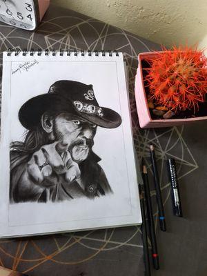 LEMMY KILMISTER Motorhead