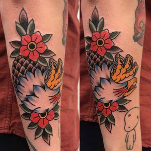 Tattoo by Logan Square Tattoo