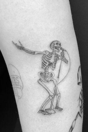 Linework skeleton