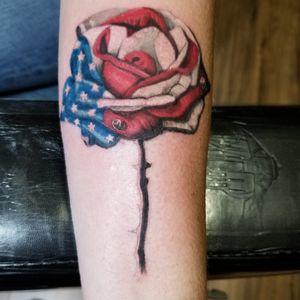 Tattoo by SilverThorne Tattoo