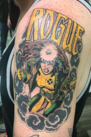 #rogue #xmen #superhero #comicbook