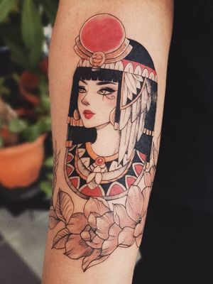 Egyptian tattoo by peithedragon #peithedragon #egyptiantattoo #egyptian #egypt #ancientegypt #culture #ancient #legend #history