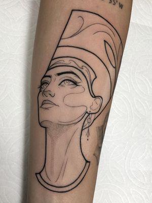 Egyptian tattoo by Alexis Xol #AlexisXol #egyptiantattoo #egyptian #egypt #ancientegypt #culture #ancient #legend #history