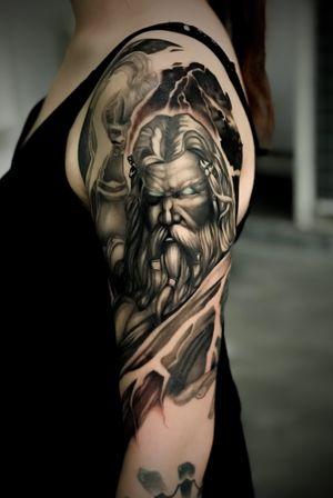 Zeus on my client