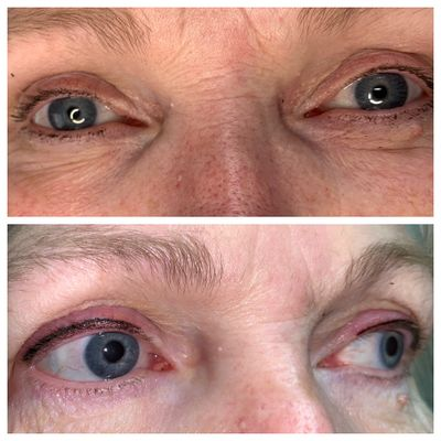 Permanent Eyeliner! #permanentmakeup #permanenteyeliner #lashenhance
