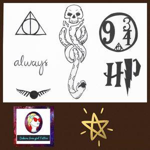 Tu aimes Harry Potter? Alors ces symboles sont faits pour toi. 😄 @sakurairongirltattoo #blackworkers #blackworkerstattoo #blxckink #onlyblackart #blackworktattoo #blacktattooart #noirtattoos #tattoofrance. #francetattoo #pasdecalaistattoo #pasdecalais #nordpasdecalais #loisonsouslens #lens #sallaumines #wingles #lievin #loosengohelle #heninbeaumont #arras #bethune #tattoo #tatoo #tattoos #ink #tatouages #tatouage #harrypotter #hp #magie