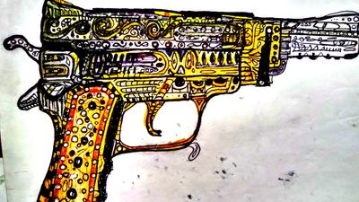 #gun #pistol #firearm