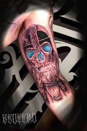 Viking Skull for Clint