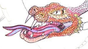#snake #reptile #badass