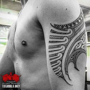 #freehand #maori #kirituhi #tattoo
