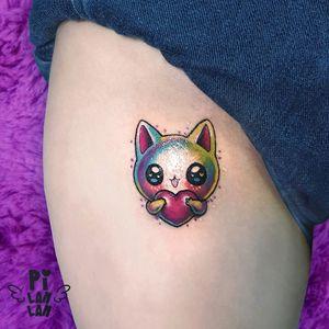 🐈🐈🐈🐈🐈🐈🐈 #plinthspace  #tattoo #tattoos #bubbletea #cattattoo #taiwan #drinks #drinkstattoo #love #cattattoo #cat #kawaii #kawaiitattoo #lovely #cutetattoo #newschooltattoo #nn8 #入墨紋身 #supercutetattoos #supercutetattoos