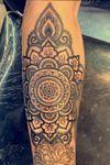 Mandala from a few days ago